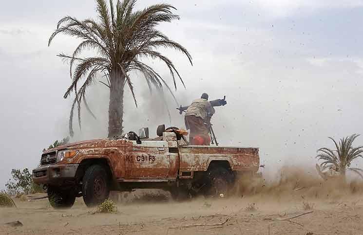 مقتل 3 مدنيين في جازان جنوبي السعودية بمقذوف حوثي