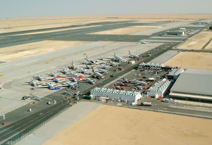 تعليق توسعة مطار آل مكتوم بدبي ومصادر تتحدث عن فشل في التصميم