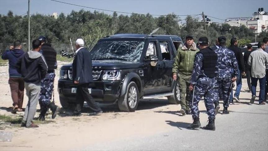 غزة.. وزارة الداخلية تعلن هوية المتهم الرئيس باستهداف موكب الحمد الله