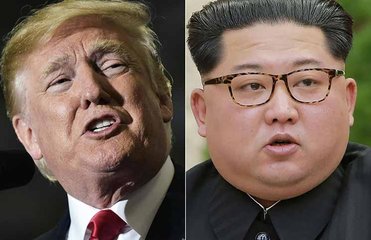 بيونغ يانغ تهدد بإلغاء القمة المرتقبة مع واشنطن
