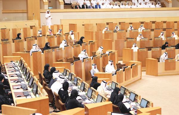 «لجان المجلس الوطني» تعكف على مناقشة 7 مشروعات قوانين