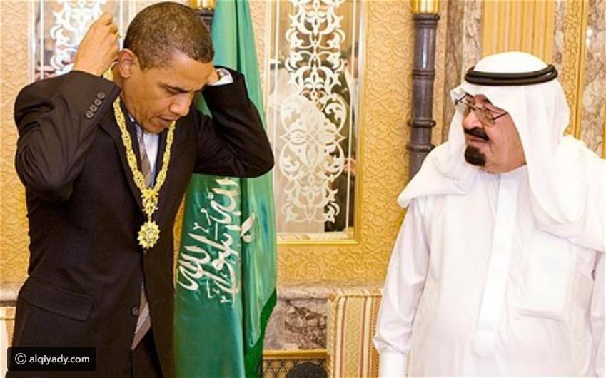 «صحيفة»: السعودية أعطت مساعدي «أوباما» مجوهرات بآلاف الدولارات