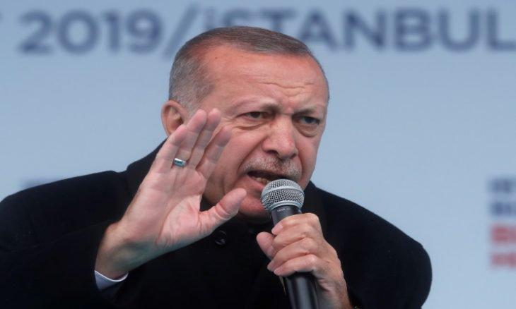 """أردوغان يصف نتنياهو  بـ""""السارق وقاتل أطفال فلسطين"""""""