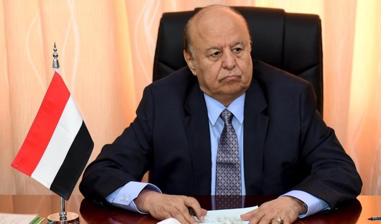الرئيس اليمني يعين وزيراً للدفاع ورئيساً لهيئة أركان الجيش