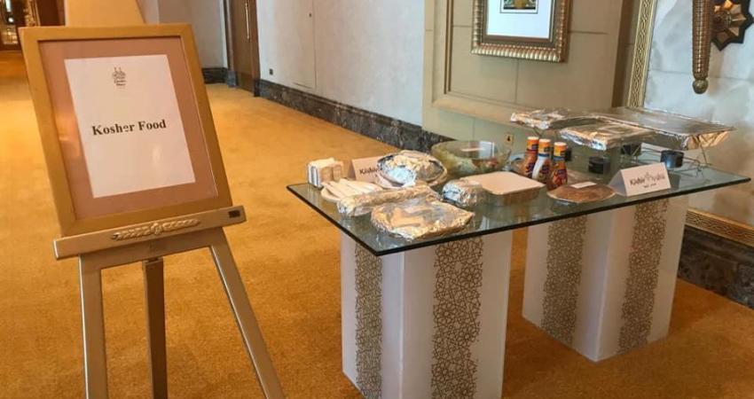 بعد التطبيع.. تقرير عبري يكشف عن تأسيس شركة للأطعمة اليهودية بالإمارات
