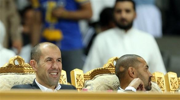 المدرب جارديم يغادر الرياض دون توقيع عقد مع النصر السعودي