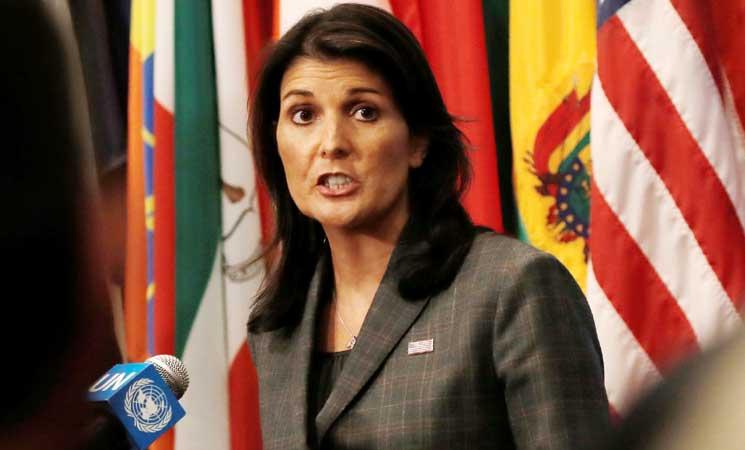 واشنطن: سنواصل خنق إيران وسنستهدف نفطها