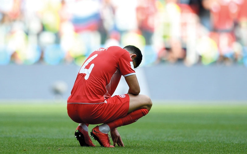 5 أسباب أسقطت تونس أمام بلجيكا أبرزها «أخطاء معلول»