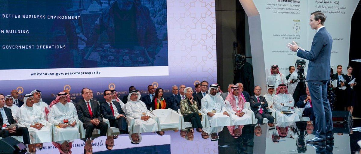 الغارديان: مبادرة كوشنر تهدم خطط السلام في الشرق الأوسط
