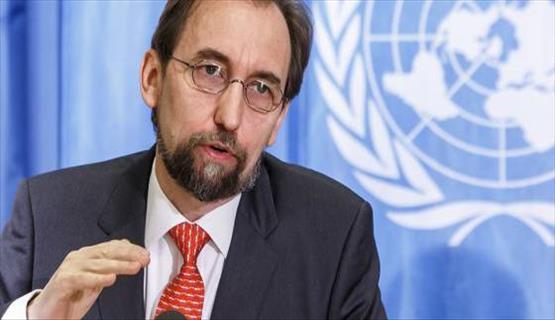مفوض حقوق الإنسان يدعو لإحالة الجرائم بحق الروهينجا المسلمة للجنائية الدولية