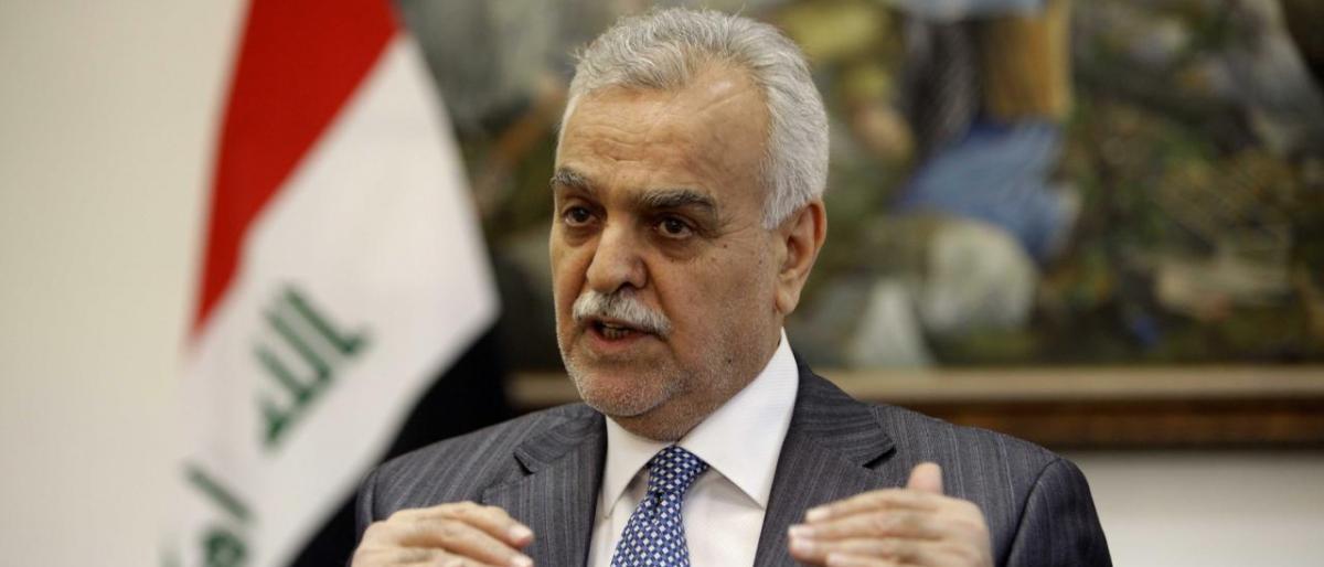 طارق الهاشمي: حكومة العراق الجديدة ستفشل والمرشّحون فاسدون