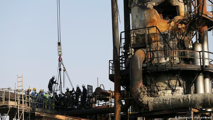أرامكو السعودية تأمل في إصلاح أضرار الهجمات المتبقية نهاية نوفمبر