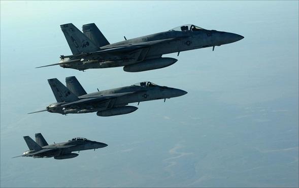 التحالف الدولي يعلن امتثاله للطلب العراقي بضبط حركة طيرانه