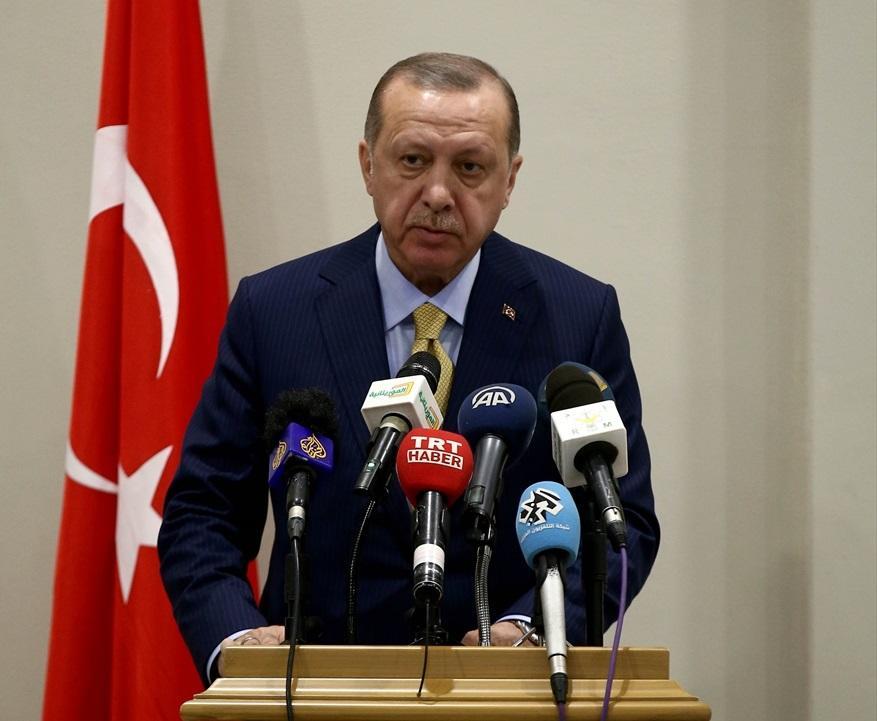 أردوغان: نسعى لتأسيس نظام عالمي جديد.. وموقفنا من القدس ثابت