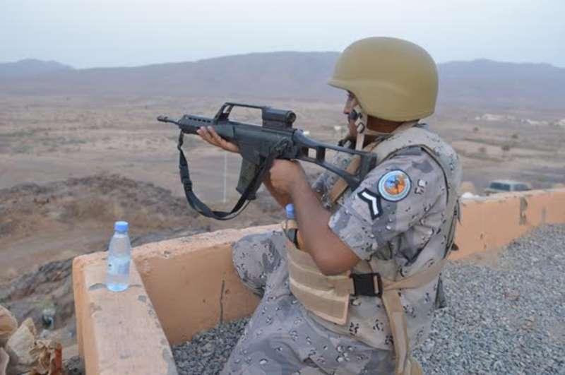 مقتل عسكري سعودي على الحدود الجنوبية المتاخمة لليمن