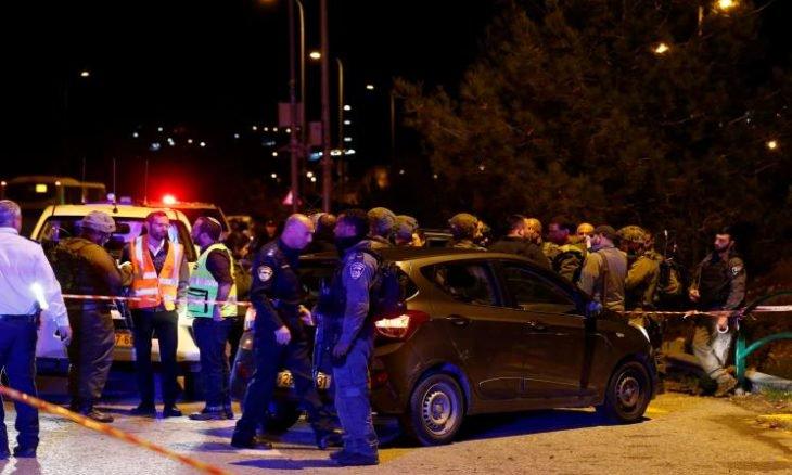إصابة 6 مستوطنين إسرائيليين بالرصاص في الضفة الغربية