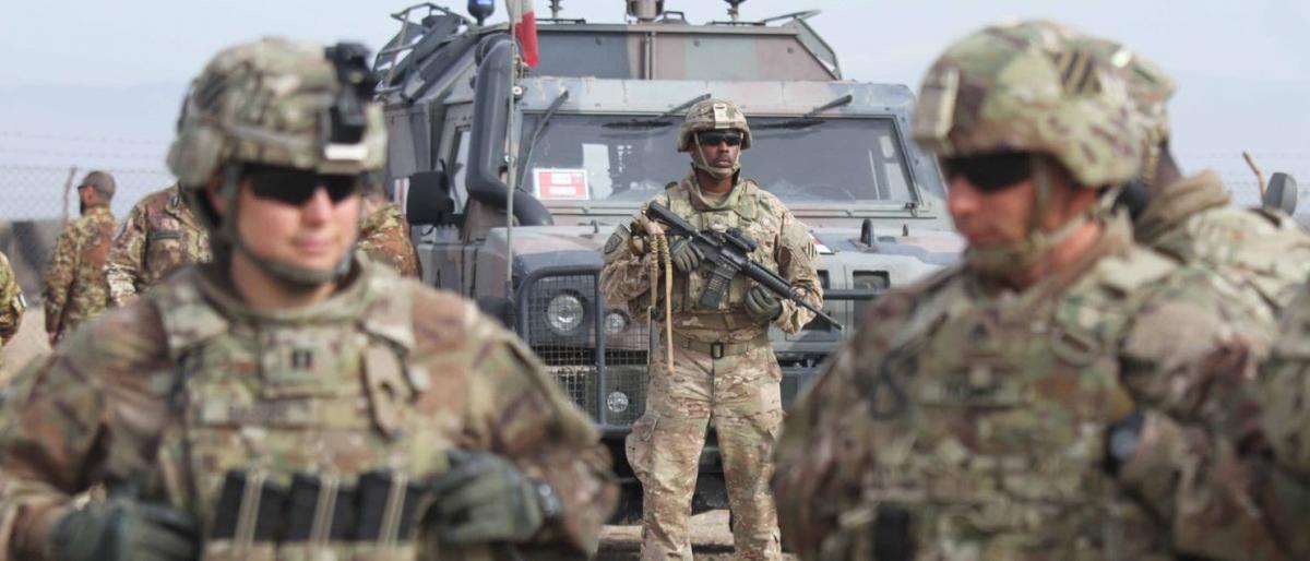 واشنطن تدرس إرسال 10 آلاف جندي إلى الشرق الأوسط