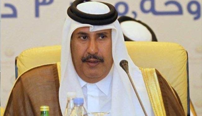 حمد بن جاسم: الملك سلمان كبير العائلة الخليجية.. ويمكنه تصويب الأمور