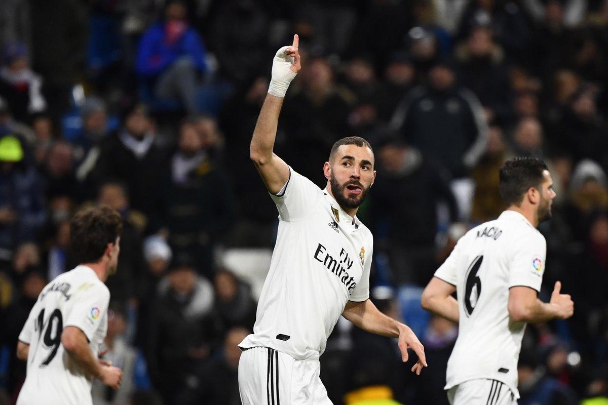 ريال مدريد يحقق انتصاره الرابع على التوالي في الليغا
