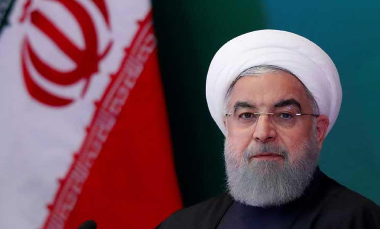 روحاني: إيران ستلتزم بالاتفاق النووي إذا ضمنت حماية مصالحها