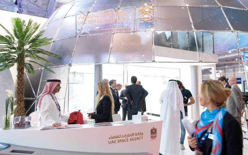وكالة الإمارات للفضاء تعلن عن تطور أكبر مدينة فضائية على الأرض