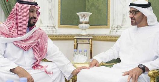 الكشف عن تمويل الإمارات لشخصيات سعودية