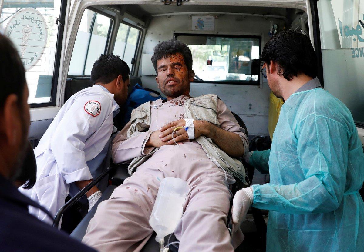 مقتل وإصابة العشرات في انفجار ضخم بالعاصمة الأفغانية