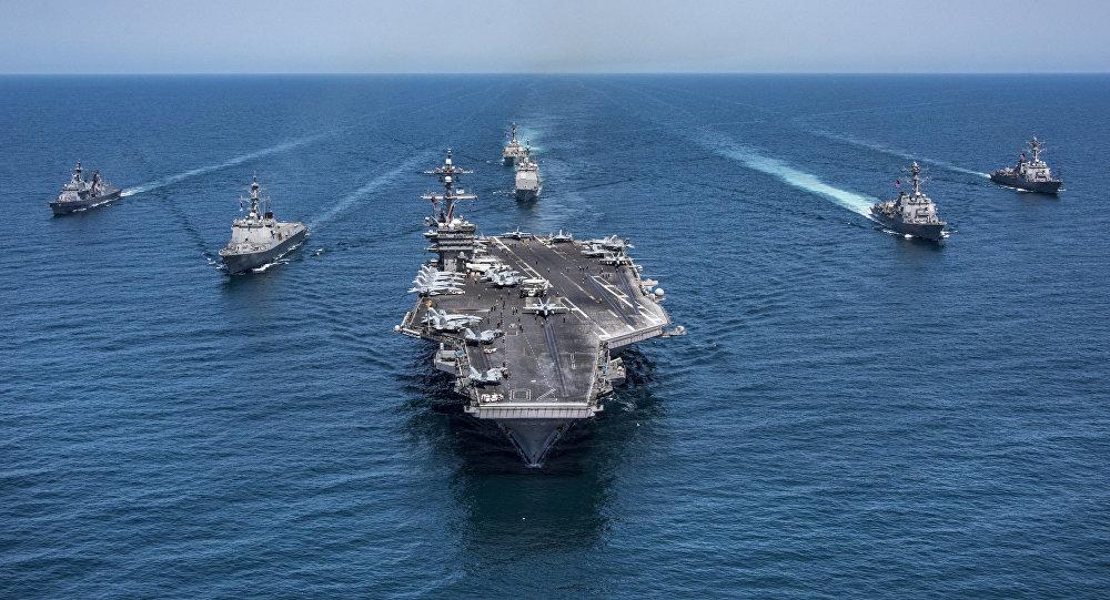 الولايات المتحدة: تمرين بحري مع قطر في نوفمبر المقبل
