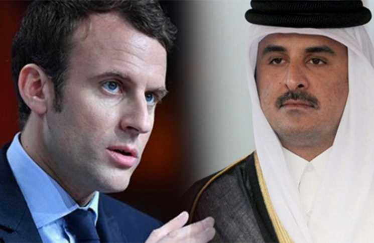 مصادر: أمير قطر في زيارة رسمية لباريس الأسبوع المقبل