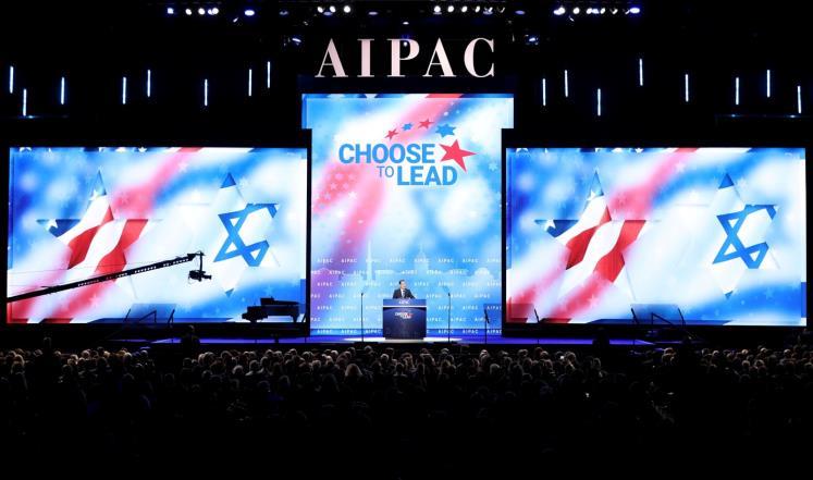 دعوات في مؤتمر أيباك اليهودي الأمريكي لدعم الإمارات والسعودية