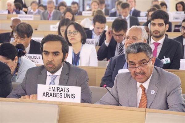 بعثة الدولة لدى الأمم المتحدة تنفي إدارة أبوظبي لسجون سرية جنوب اليمن