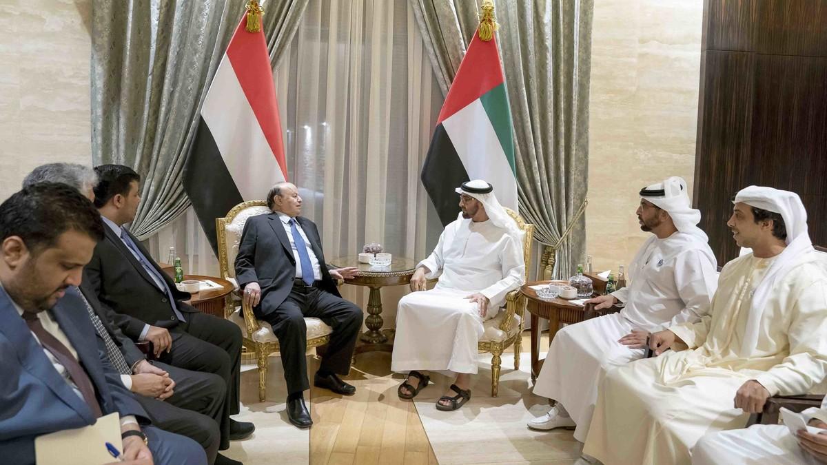 ميدل إيست آي: الإمارات تجبر هادي على دعم هجوم الحديدة