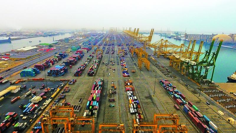 36.9 مليار درهم التجارة بين الإمارات وأمريكا في 5 أشهر