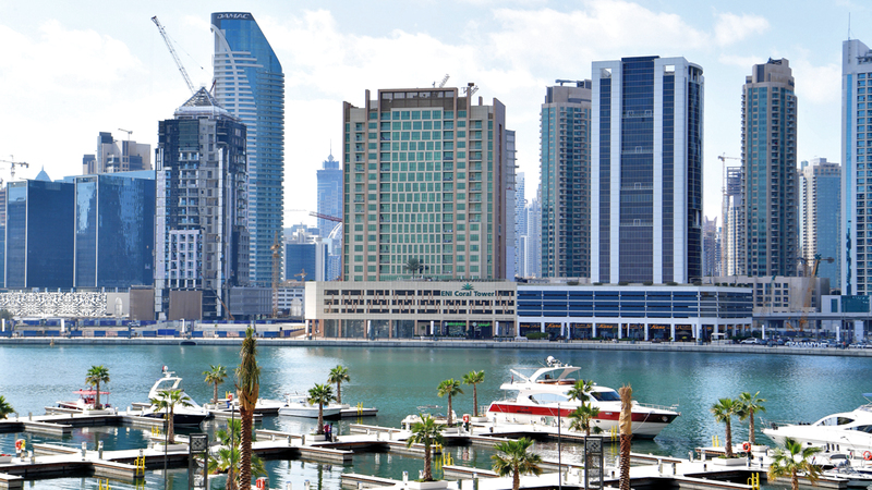 معروض عقاري كبير في دبي يفرض على المطوّرين تقديم تسهيلات للمشترين