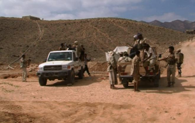مقتل 10 من جنود النخبة الحضرمية المدعومة إماراتيا بهجوم للقاعدة