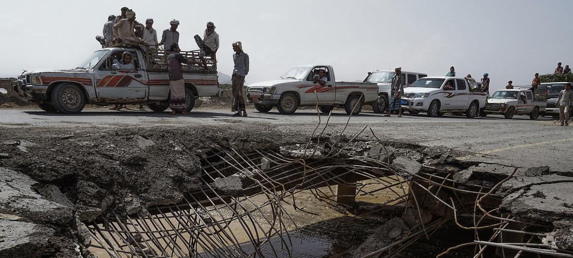 اليمن.. التحالف والحوثي يتبادلان الاتهامات بخرق اتفاق وقف إطلاق النار