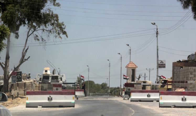 نيويوركر: التعاون الإماراتي الإسرائيلي  يمتد لسيناء