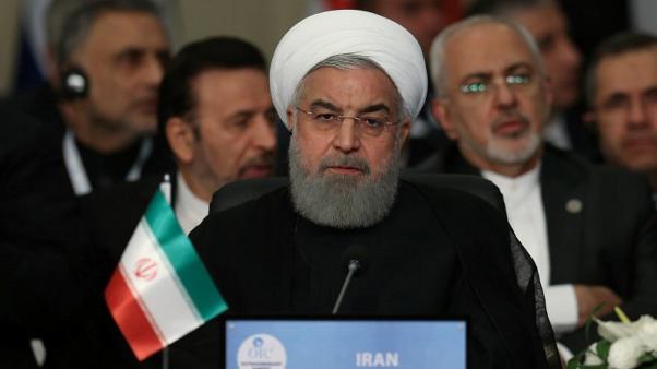 روحاني يطالب أوروبا بإجراءات عملية لإنقاذ الاتفاق النووي