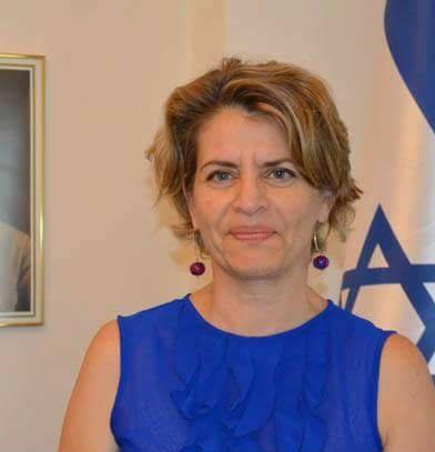 لأول مرة.. تعيين سفيرة إسرائيلية في مصر