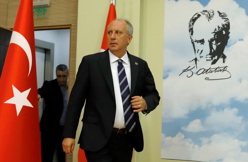 منافس أردوغان يقر بهزيمته في الانتخابات الرئاسية التركية