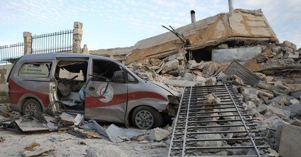 جلسة طارئة لمجلس الأمن الجمعة حول إدلب السورية