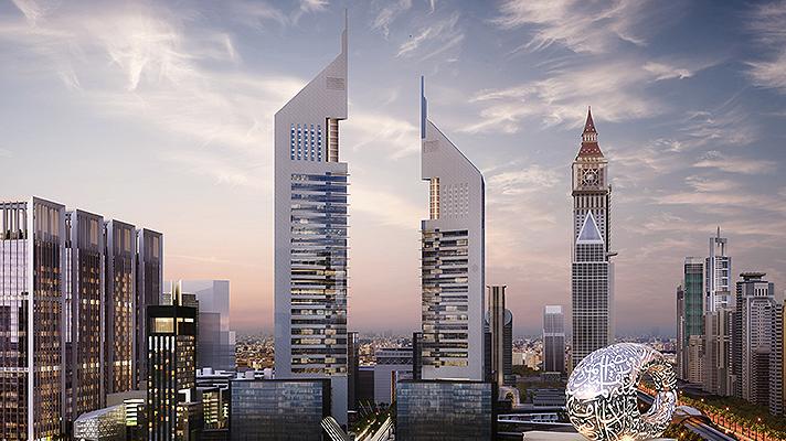 بلومبرغ: دبي القابضة تتفاوض للاستحواذ على شراء مجموعة فنادق عالمية