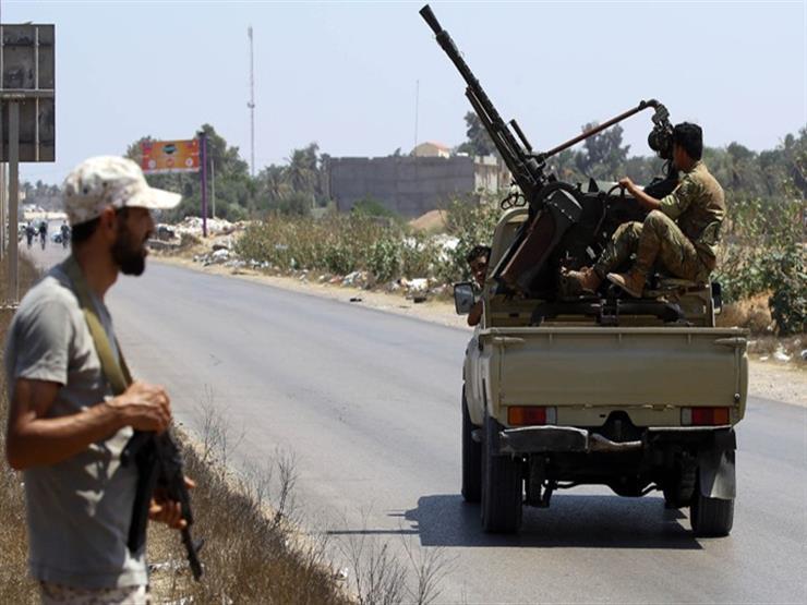 قوات الوفاق الليبية تعلن سيطرتها على كامل مدينة غريان