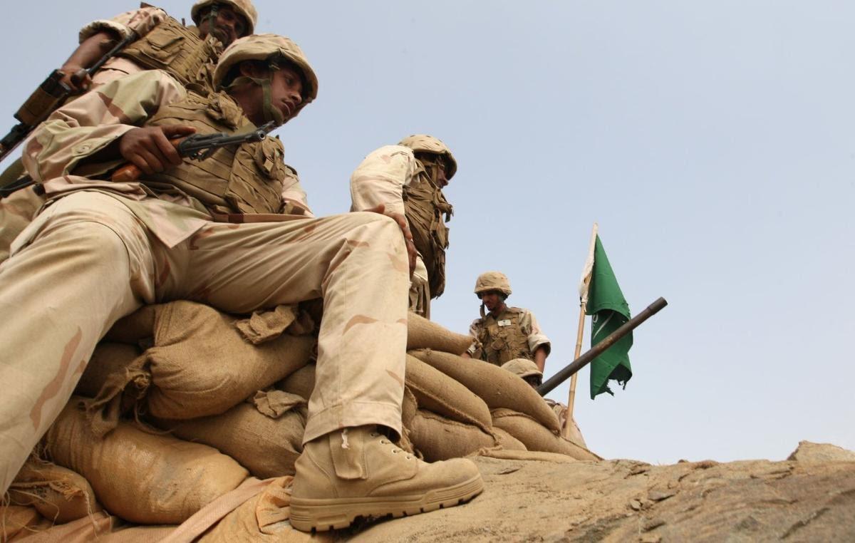 مقتل 3 جنود سعوديين بمواجهات مع الحوثيين جنوبي المملكة