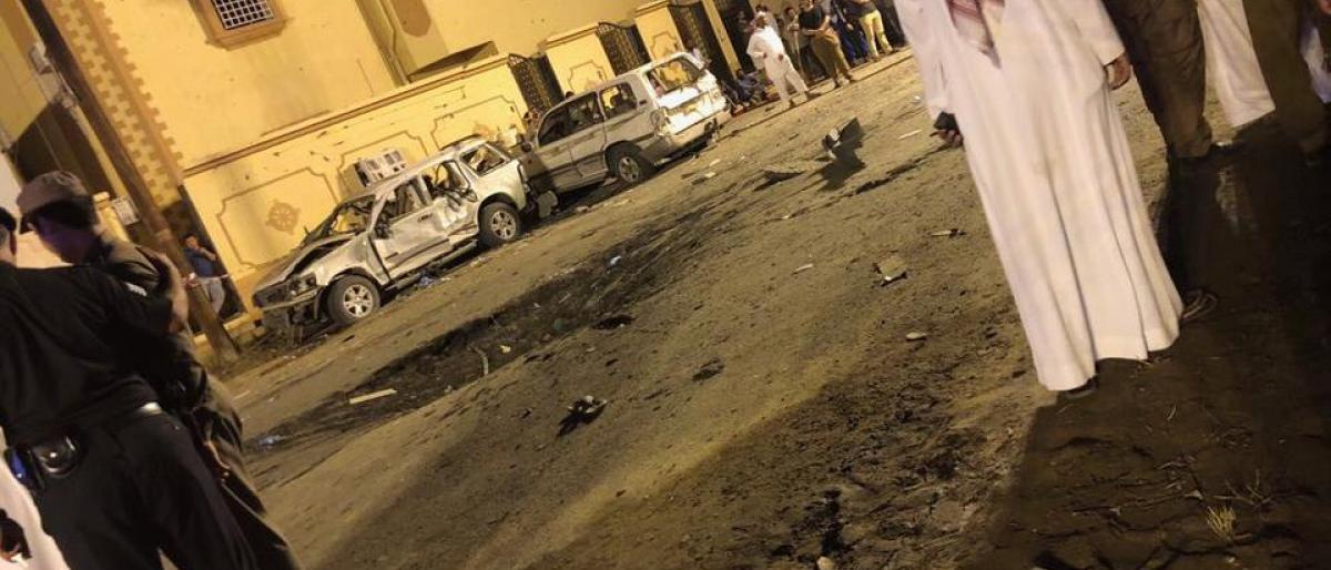 إصابة سعودية في قصف حوثي على نجران