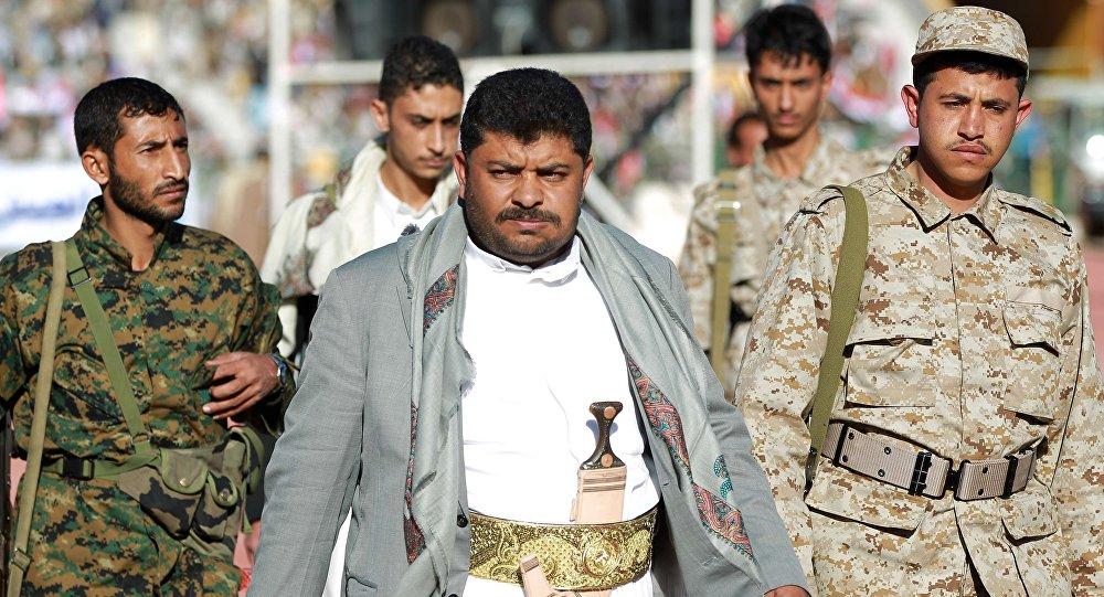 قيادي حوثي يتهم دول الخليج بإفشال جهود المبعوث الأممي إلى اليمن
