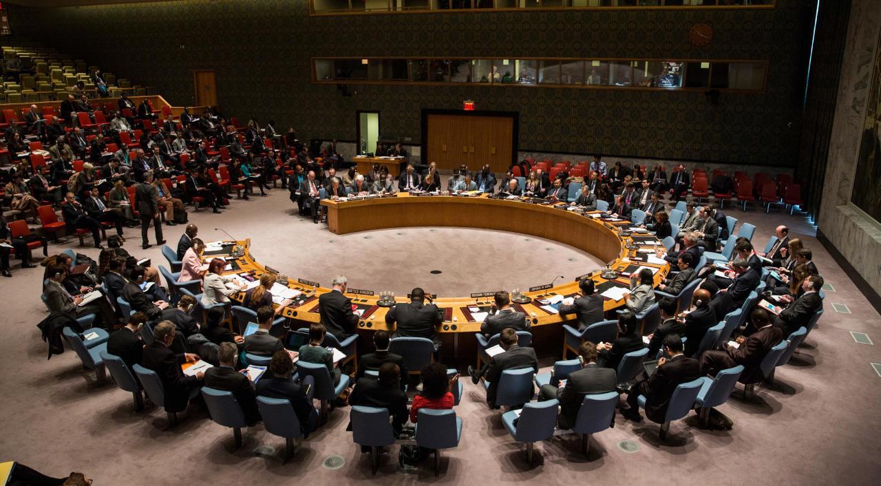 مجلس الأمن يعقد جلسة طارئة الأربعاء لمناقشة أزمة الغوطة