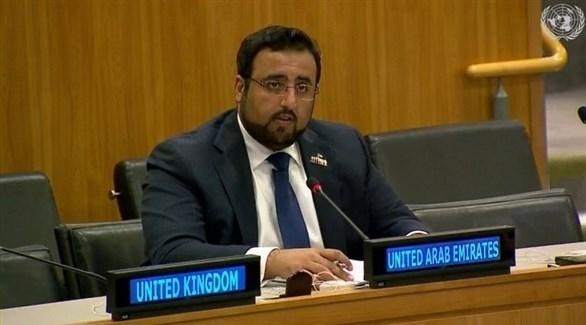 الإمارات تدعو لدور عربي فاعل في سوريا والتوصل إلى حل سياسي