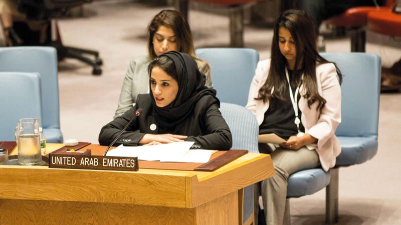 الإمارات تتعهد بدعم أفغانستان لتحقيق المصالحة