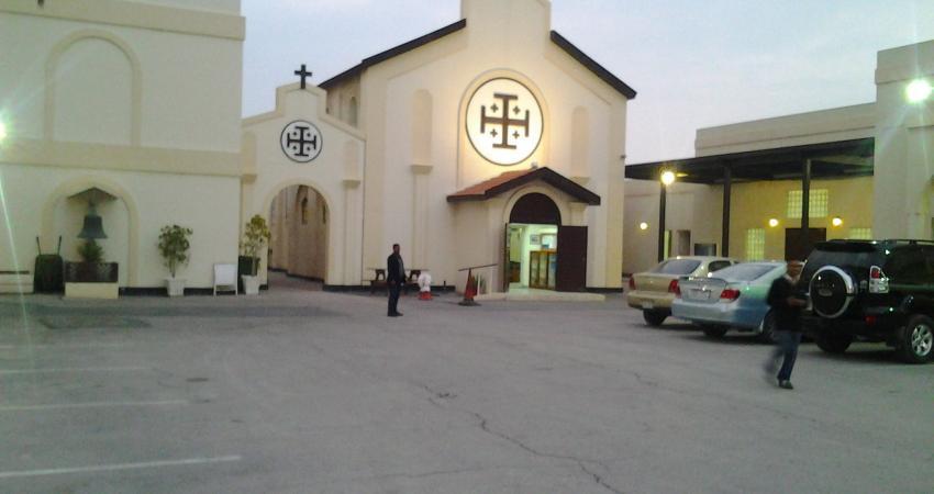 البحرين تبدأ بناء أكبر كنيسة في منطقة شمال الخليج بتكلفة 30 مليون دولار